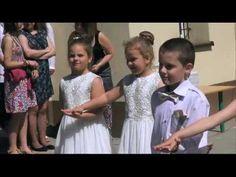 Walc wiedeński na pożegnanie przedszkola - YouTube