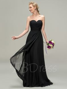 4c15e10eed61 Tbdress.com offers high quality A-Line Sweetheart Zipper-Up Bridesmaid  Dress Latest