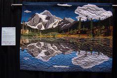 DSC06991 Reflections of Mt Shuksan - Jo Baner by godutchbaby, via Flickr