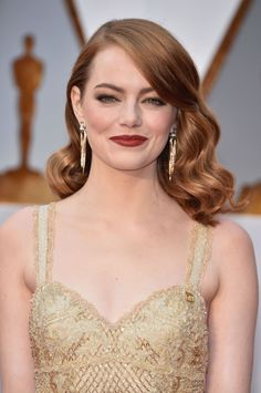 Best Oscars Hairstyles and Makeup Looks 2017 - Red Carpet Beauty Looks From Academy Awards