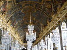 Sala dos Lustres - Château de Versailles