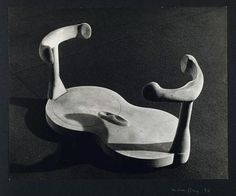 Man, Ray - Mathematical Object - Dada - Sculpture - Abstract - Getty Museum - Los Angeles, CA, USA