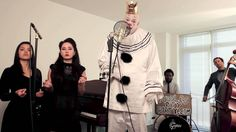 Well done! Postmodern Jukebox & Puddles the Sad Clown Perform Piano Ballad Cover of 'Royals' by Lorde #Music