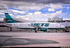 """New York Jets"" - JetBlue Airways Airbus A320 N746JB, photo by Angelo Bufalino"