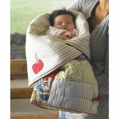 Mamas and Papas Malta | Made With Love Snuggle Me - I love this mini sleeping bag/quilt for babies!
