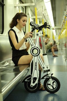 electric fashion bike ,folding with one second                                                                                                                                                                                 More