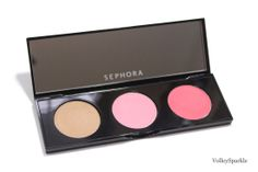 Sephora Collection Bronzed and Blushing Face Palette | Review, Swatches & Photos