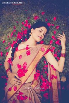 South Indian Bridal Saris - Beautiful Indian Bride #southindianbride #wedmegood