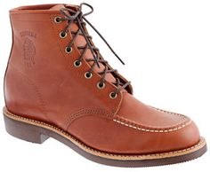 Chippewa® for J.Crew moc-toe boots