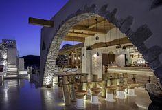 When the sun sets, the night begins at Bar & Sunset Lounge... #KenshoMykonos #Kenshō #Boutique #Hotel #Mykonos #Luxury #Design #Greece