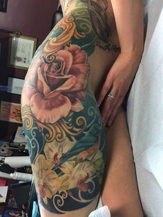 Artistic Tattoos, Skin Candy, Gatsby, Girl Tattoos, I Tattoo, Tattoo Artists, Body Art, Urban, Ink