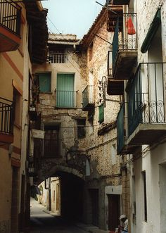 Beceite, Teruel, Spain