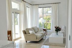 Light living room / Valoisa olohuone