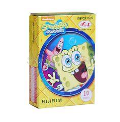 Find More Film Information about Fujifilm Instax Mini Film Spongebob Squarepants…