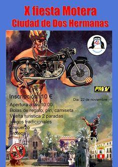 X Fiesta Motera Ciudad de Dos Hermanas