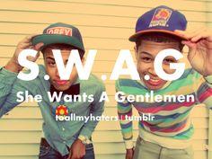 Teen swag