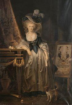 Duchesse d'Orleans,1776 Louis Edouard Rioult
