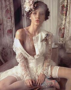 The Most Beautiful Bride Alternative weddings and wedding dresses are highly personal, so it's wonderful to know that there are as many options for different dresses as there are brides.  Here you'll find white, coloured, long, short, boho, rustic, vintage, modern, beach, Art Deco, romantic, steampunk and everything else in between.  #dontcallmepenny #bride #weddingdress #fashion