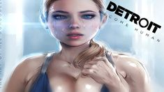 Detroit Become Human / Коннор / Прохождение #1