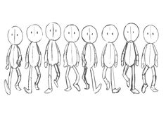 Animation for Beginners: How to Animate a Character Walking From the Front View Design Envato Tuts Design & Illustration