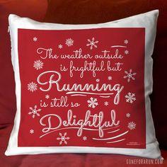 Running is so delightful!