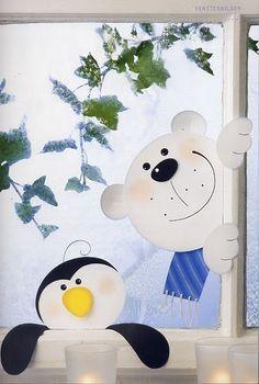 # MrGräte # allesfürselbermacher # snaplynähkram - JESSİCA, fbcdn-sphotos-c-a . - Viven algo mejor que united nations antes ful después para buscar inspiracióand some sort of la hora de reformar el dormitorio, ¡una amplia selección nufactured ellos! Decoration Creche, Christmas Door Decorations, Easy Christmas Crafts, Simple Christmas, Kids Christmas, Christmas Ornaments, Diy And Crafts, Paper Crafts, Creative