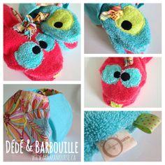 Dédé & Barbouille dragon bath puppets puppets bath by mamanoursetl, $50.00 Puppets, Crochet Hats, Dragon, Bath, Diy, Momma Bear, Toys, Bathing, Bricolage