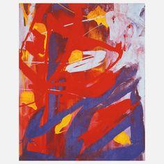 Fab.com | My design inspiration: Warhol—Abstract Painting II on Fab.