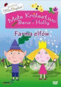 Małe Królestwo Bena i Holly: Farma Elfów -   Nieznany , tylko w empik.com: 23,49 zł. Przeczytaj recenzję Małe Królestwo Bena i Holly: Farma Elfów. Zamów dostawę do dowolnego salonu i zapłać przy odbiorze!