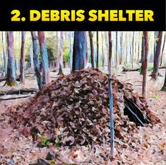 Vintage bushcraft tips that all survival lovers will definitely wish to learn now. This is basics for bushcraft survival and will certainly protect your life. Survival Shelter, Survival Food, Wilderness Survival, Survival Tips, Survival Skills, Homestead Survival, Tarp Shelters, Earthquake Kits, Bushcraft Camping