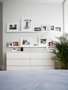 Ikea 'Malm' dressers