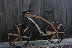 Tratar Wooden Bike
