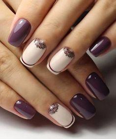 50 Nail Art Design for Perfect Summer - nail4art