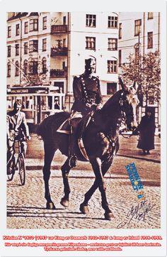 Jan Waernberg, Vetenskapsredaktör, flygexpert: Familjen Waernberg flyttade från Stockholm till Lund 1961. Waernbergska familjen fick då ett nytt land att upptäcka -  Danmark och fick sitt första starka intryck; när färjan passerade örlogshamnen där oftast Dannebrogen låg förankrad, sågs en massa tyska motortorpedbåtar (E-båtar)som övertagits av danska marinen efter kriget. Sedan lade vi till vid Langelinie där de tyska lastfartygen lastade av soldater på morgonen den 9 april 1940.