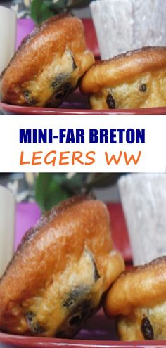 Far Breton, Summer Recipes, Voici, Biscuits, Muffins, Food And Drink, Nutrition, Cooking, Simple