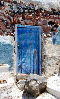 Door | ドア | Porte | Porta | Puerta | дверь | Sertã |  Santorini, Greece