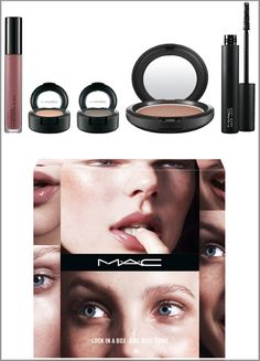 MAC Look in a Box: Girl Next Door - I wish I had bought a dozen of these!