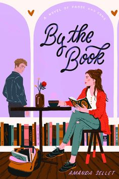 Amanda Sellet - By the Book: A Novel of Prose and Cons Ya Books, Book Club Books, Book Lists, Good Books, The Book, Books To Read, Reading Books, Haruki Murakami Libros, Book Challenge