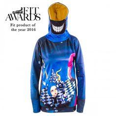 Wonderland 10.000mm softshell snowboard/ski hoodie jacket #snowboard #snowboarding #ski #hoodie #jacket #winter #skiing #snowboard jacket #ski jacket
