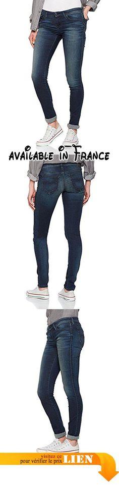 B01N6QIYC6 : Diesel 0679N - Jeans skinny - Femme - Turchese (Spider Man Marvel) W29/L34.