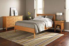 Sherwood Wood Dressers - Modern Dressers - Modern Bedroom Furniture - Room & Board