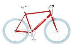 It's so cute!   Small/Medium Ocean Front Bicycle, 52cm on OneKingsLane.com