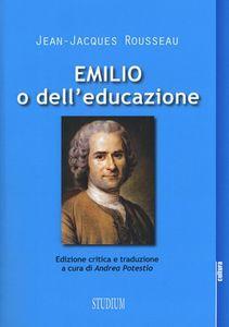 download EMILIO O DELL'EDUCAZIONE pdf epub mobi