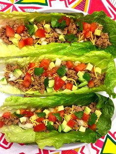 How To Make Healthy Turkey Tacos Lettuce Wraps