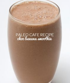 1 banana 1 tbs of cocoa 1 tsp honey 100ml of almond milk 200ml of coconut milk Blend for 30 seconds and enjoy straight away. Also tastes delicious with a scoop of coconut ice cream.   #eatclean #summer #smoothie
