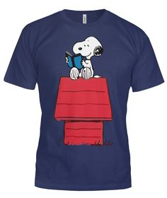51c15add Snoopy T Shirt , Snoopy Reading Book - Viralstyle Snoopy Halloween, Snoopy  Christmas, Christmas