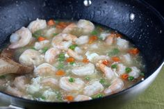 Shrimp with Lobster Sauce Recipe | BlogChef.net