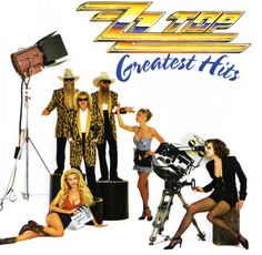 ZZ Top - Greatest Hits, 1992
