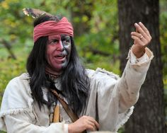 4) Tecumseh! One of the country's largest outdoor dramas (located in Chillicothe) reenacts the story of this legendary Shawnee leader.