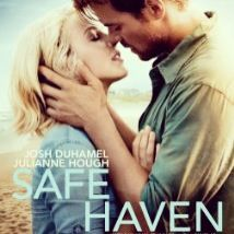 """The film adaptation of """"Safe Haven,"""" a Nicholas Sparks novel, was filmed in Southport and is set to release in February It stars Julianne Hough and Josh Duhamel. So excited for another Nicholas sparks book to become a movie! Safe Haven Book, Safe Haven 2013, Book Safe, Veilige Haven, See Movie, Movie Tv, Crazy Movie, Film Romance, Drama Film"""
